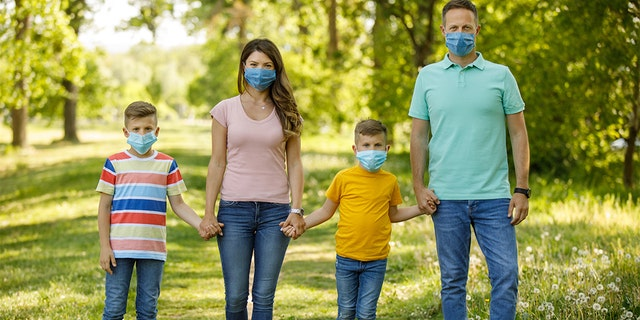 Family gatherings are behind spiking coronavirus cases in some states, new data shows. (iStock).