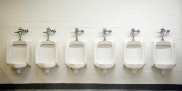 Public urinals may expose you to coronavirus, according to a study. (iStock)