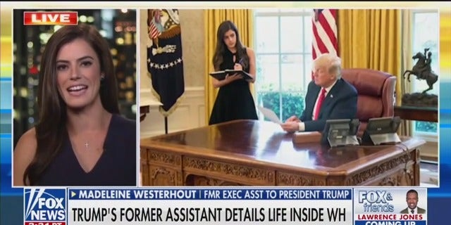 Trump's former assistant gives first TV interview since firing: 'I take full responsibility'