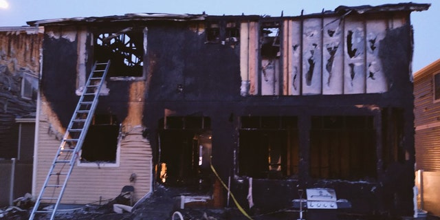 A house fire in Denver killed five people, including a toddler and a child. (Denver Fire Department)