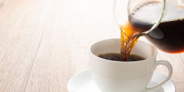 Increasing coffee intake may protect your liver and help prevent liver-related deaths, according to a recent report. (iStock)