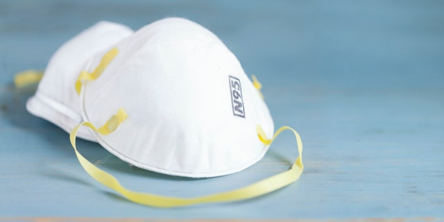 N95 mask used by healthcare professionals is compared to KN95 mask