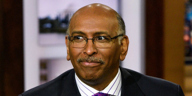 Ex-Republican National Committee chair Michael Steele found himself trending on social media after bashing Trump supporters for continuing to stand by the president. (William B. Plowman/NBC/Getty Images)