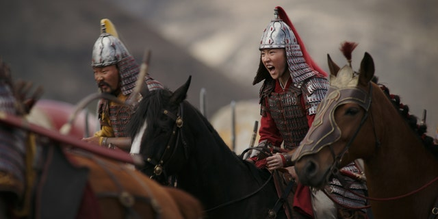 Disney's  'Mulan' caught backlash for filming in the controversial province of Xinjiang.