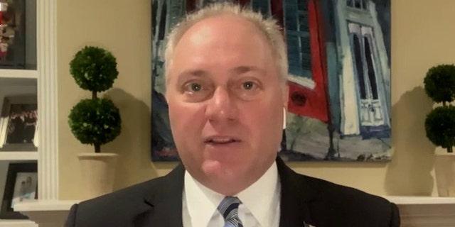 U.S. Rep. Steve Scalise, R-La.