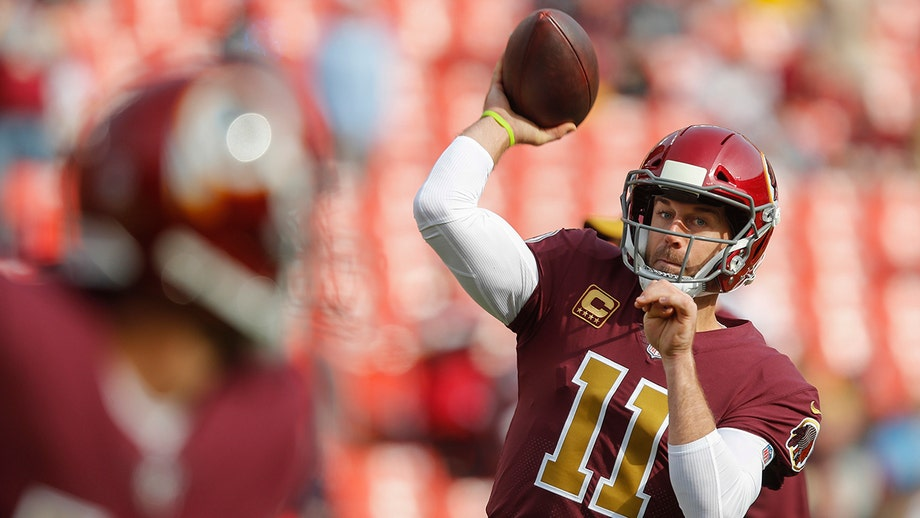 Washington releases Alex Smith after 3 seasons, Comeback Player of the Year award