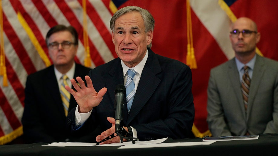 Texas Republican Gov. Abbott sued by GOP over early voting decision