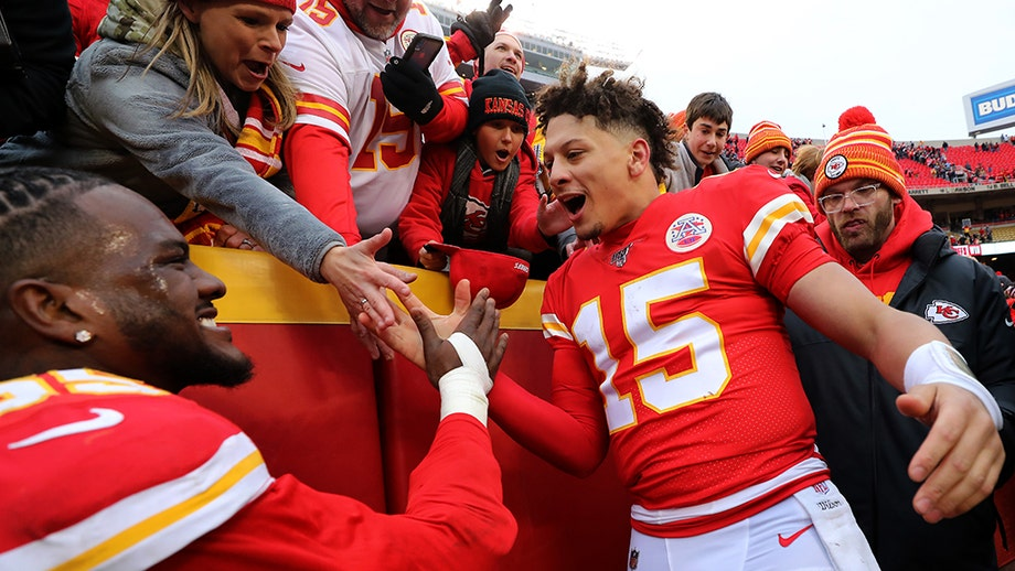 Chiefs' Patrick Mahomes values playing in Kansas City over cities like New York