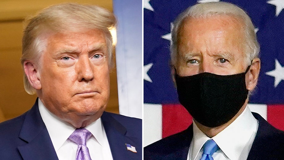 Trump hits back at Biden after call for national mask mandate: 'Stop playing politics with the virus'