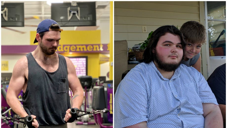 Man began 220-pound weight loss journey by only eating 1 type of unseasoned vegetable