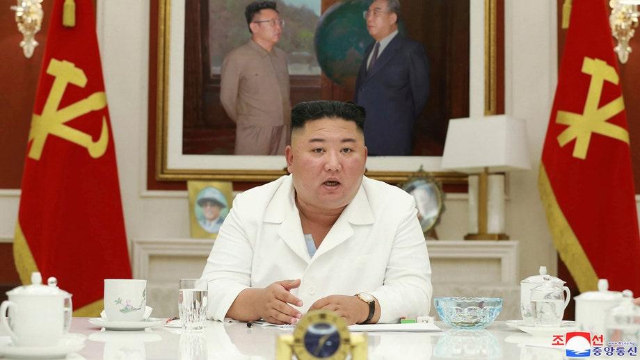 Kim Jong Un declares North Korea will refuse outside aid to combat coronavirus, help rebuild after flood damage
