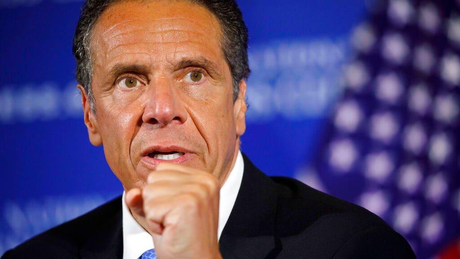 Cuomo says Trump 'caused' New York coronavirus outbreak | Fox News