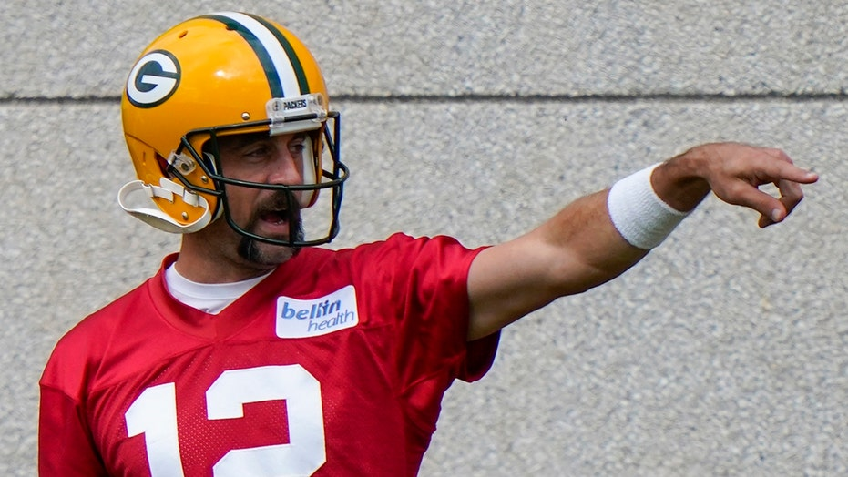 Aaron Rodgers on Packers future: 'I don't know that a lot of that is in my hands'
