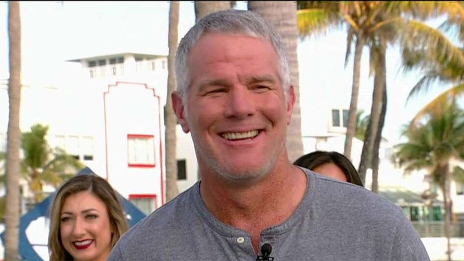 Brett Favre finds it 'hard to believe' that Derek Chauvin intentionally killed George Floyd