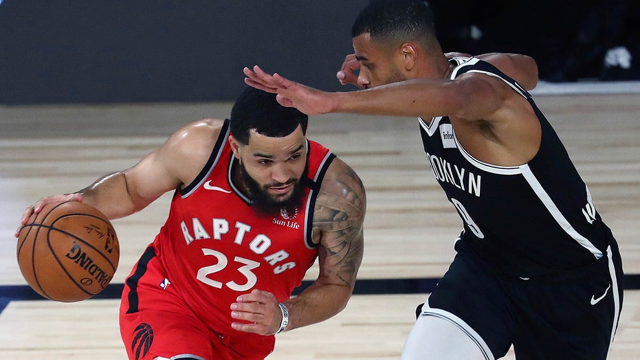 Fred VanVleet focused on the Benjamins as NBA free agency nears