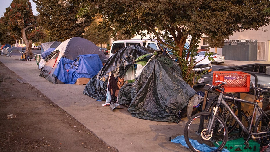 LA homeless officials paid better than White House Cabinet members as crisis continues to rise