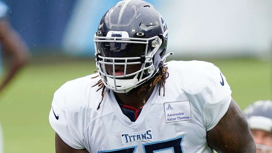 Titans rookie Isaiah Wilson arrested on DUI charge, second incident of summer