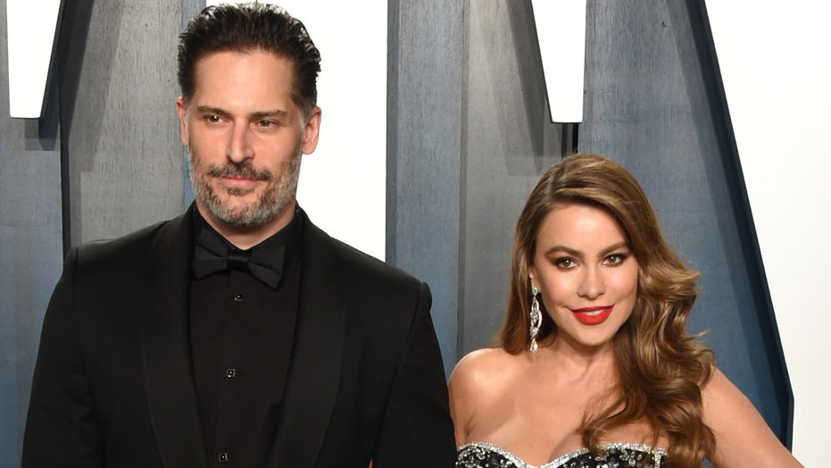 Sofia Vergara and Joe Manganiello celebrate 5th wedding anniversary
