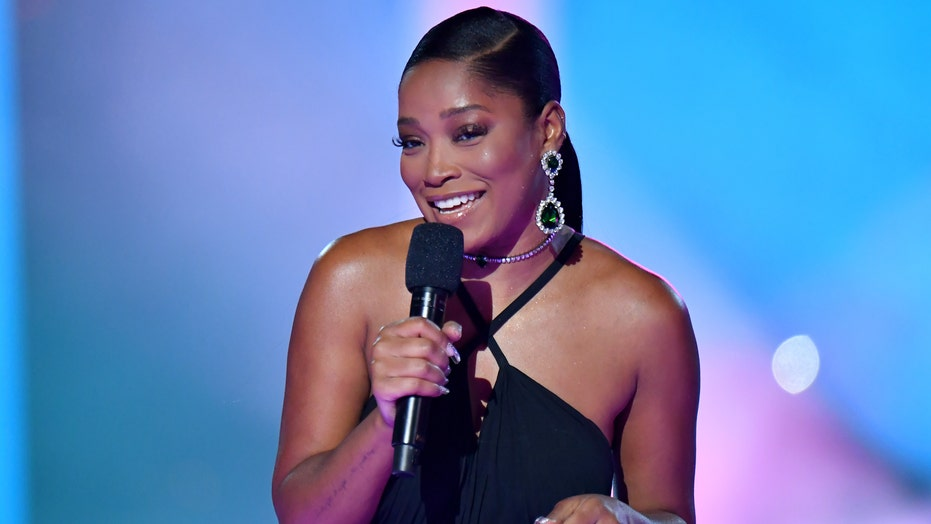 Keke Palmer responds to backlash over comment about EBT cards 'only' working on 'healthy items'