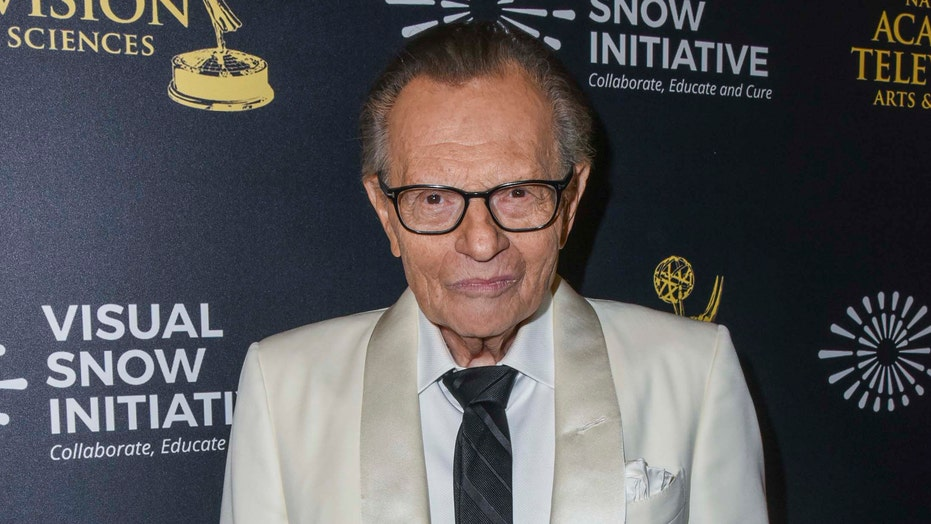 Larry King Speaks Out After Losing Two Children Within Weeks Fox News