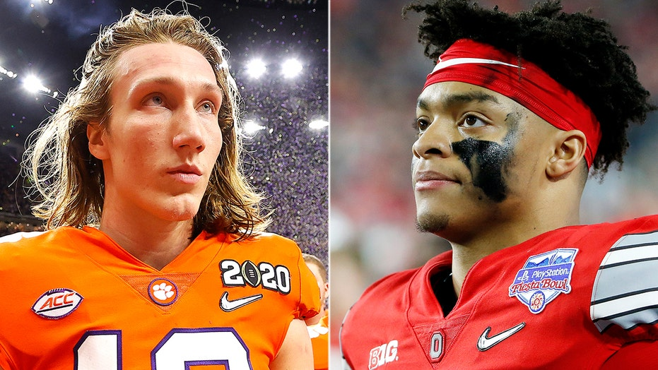 NFL Mock Draft 2021: Jaguars launch historic run on quarterbacks off the bat
