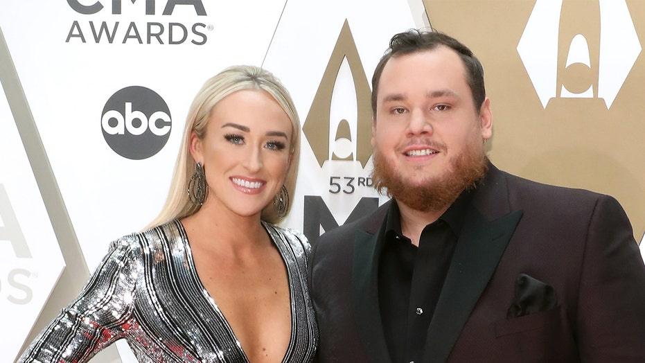Luke Combs Marries Nicole Hocking In Small Florida Ceremony Best Day Of My Life Fox News