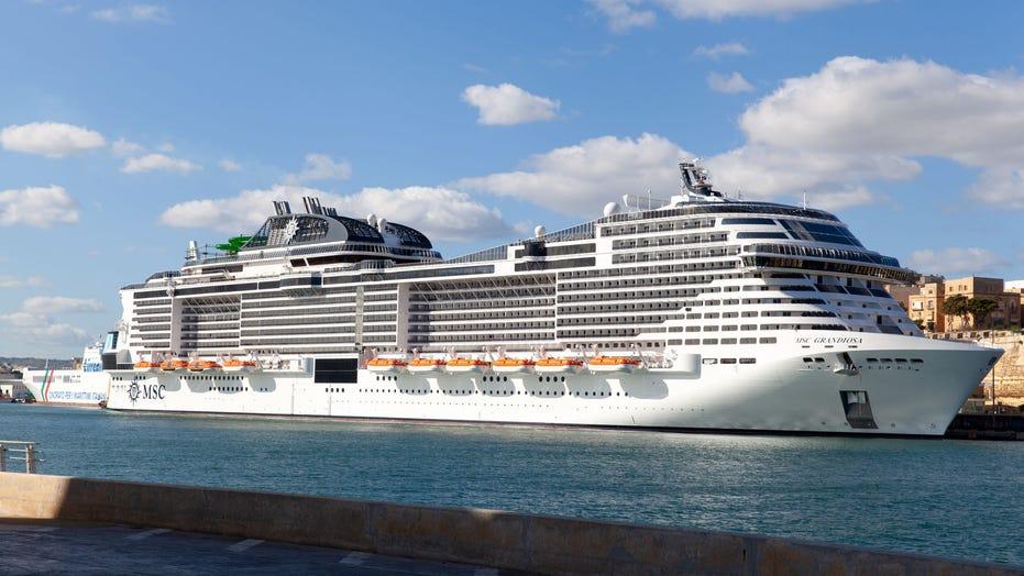 MSC Grandiosa sets sail, first Mediterranean cruise to do ...