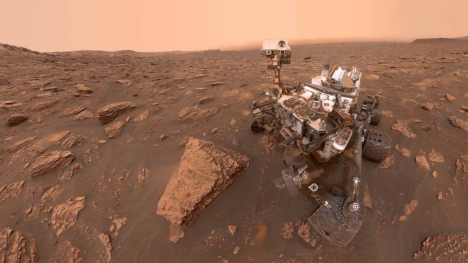 Researchers discover Mars had water before there was life on Earth