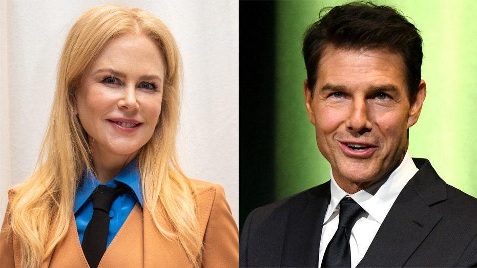 Tom Cruise, Nicole Kidman's daughter Bella debuts blue hair in rare selfie