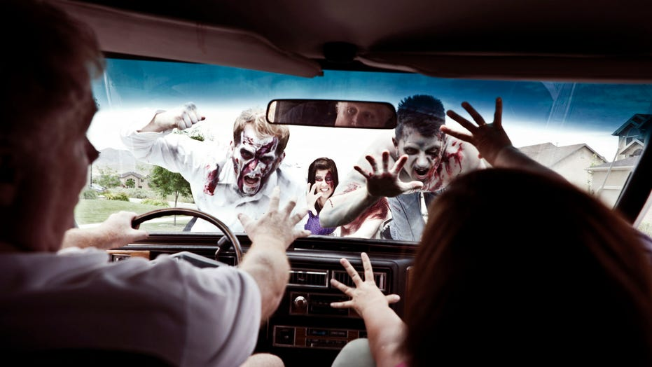 Halloween Attractions Near Me 2020 Drive thru haunted houses are helping Halloween traditions stay