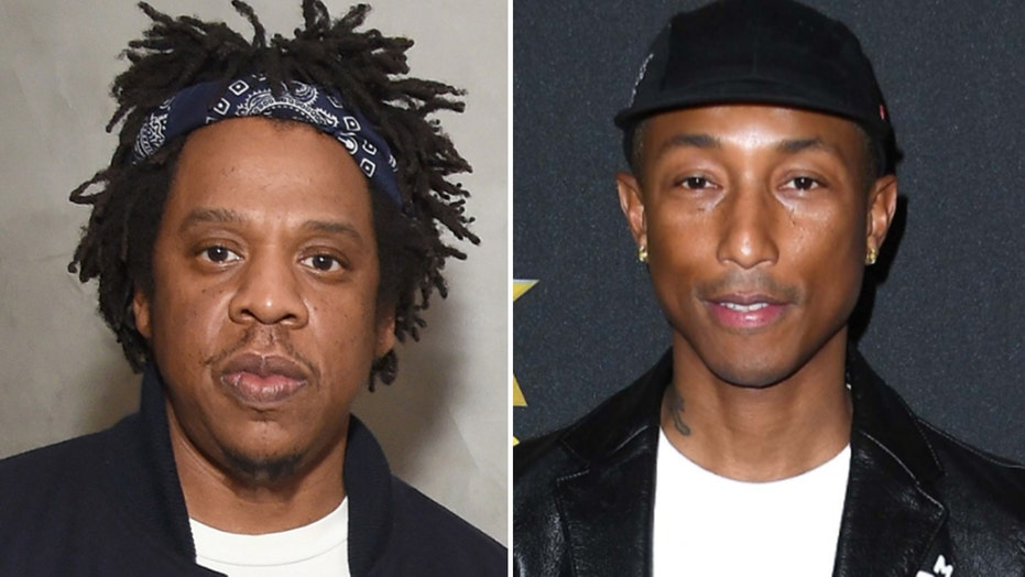Jay Z And Pharrell S New Song Entrepreneur Is About Racial Inequality In Us Fox News