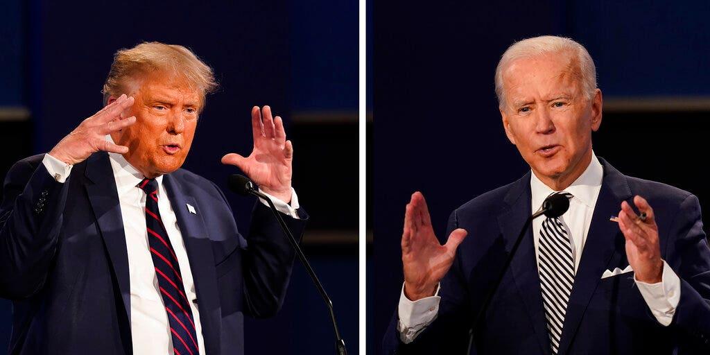 Trump debate coach Chris Christie says president 'too hot' in Biden showdown