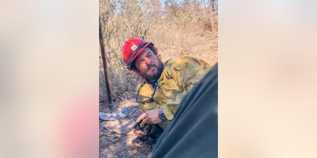 firefighter who died in el dorado fire is id d as crew boss fox news firefighter who died in el dorado fire