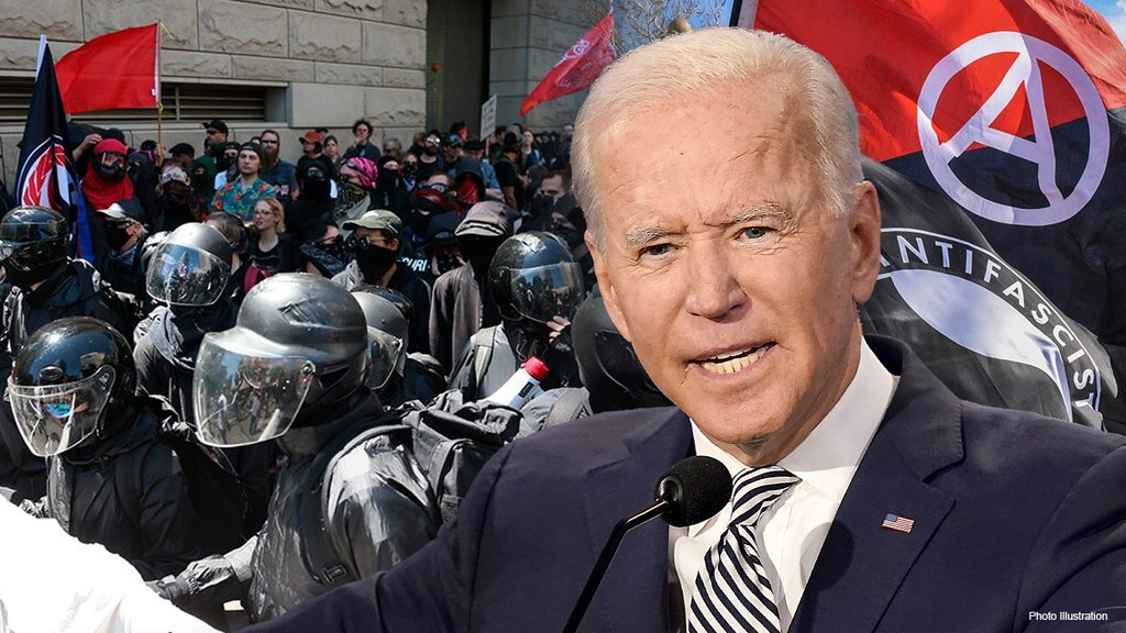 Journalist targeted by Antifa explains why Joe Biden won't condemn