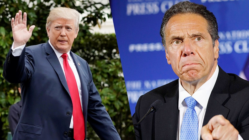 Report: Cuomo fears Trump's response as state grapples with ballot blunder