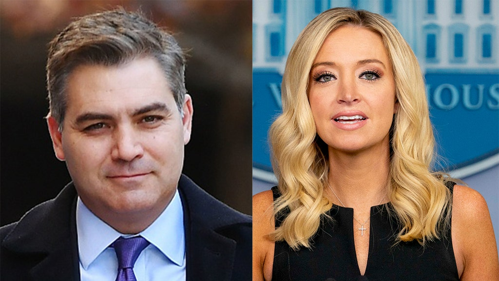 WH's McEnany rips CNN's Acosta on Trump COVID question
