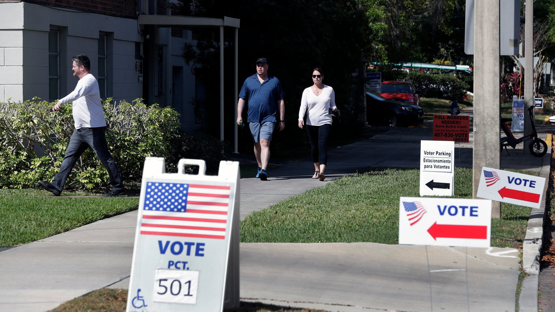 Florida Republicans close in on Democrats' voter registration numbers