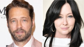 Shannen Doherty's '90210' co-star Jason Priestley calls her 'a fighter' amid breast cancer battle