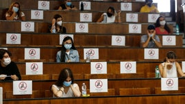 Coronavirus clusters at French universities give Europe a lesson