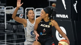 WNBA MVP A'ja Wilson on Breonna Taylor indictment decision: 'I'm disgusted'