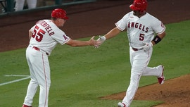 Pujols passes Mays for 5th on HR list with No. 661, adds 662