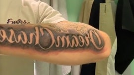 Teen's 'dream' tattoo contains giant mistake, goes viral