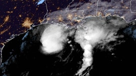 Tropical Storm Beta crawls off Texas coast, threatens flash flooding into Louisiana