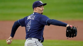 Snell sharp, Margot HR, Rays beat Blue Jays 3-1 in opener