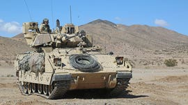 Army pursues new war plans for 2035