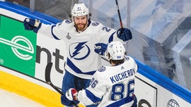 Lightning top Stars, near Stanley Cup title with Game 4 overtime victory