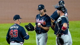 LHP Cole Hamels done for year after just 1 start for Braves