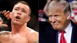 Trump calls Colby Covington during post-match interview to congratulate him on win over Tyron Woodley
