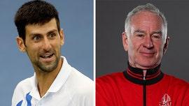 John McEnroe on Novak Djokovic's US Open disqualification: He'll 'be the bad guy the rest of his career'