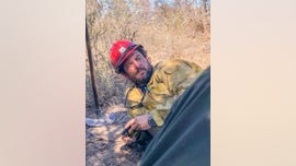 Firefighter who died in El Dorado fire is ID'd as crew boss